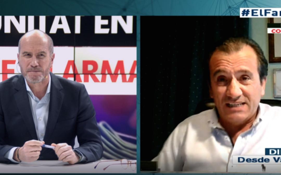 Entrevista a Antonio Ballester sobre las medidas fiscales por el coronavirus