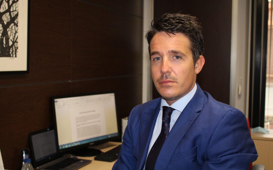 """Miguel Ángel Molina: """"Hay que anticiparse a la subida de impuestos, ahora es el momento de tomar medidas"""""""