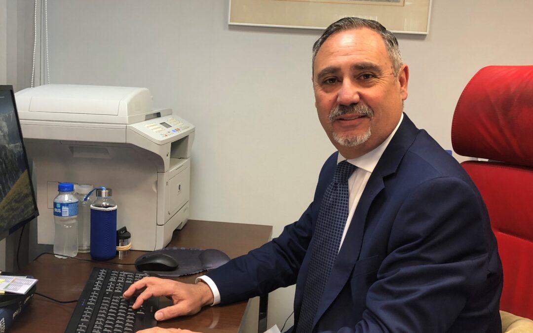"""Juan Antonio Soriano: """"Los damnificados por COVID-19 tienen derecho a reclamar a la Administración por los daños que les ha causado su gestión"""""""
