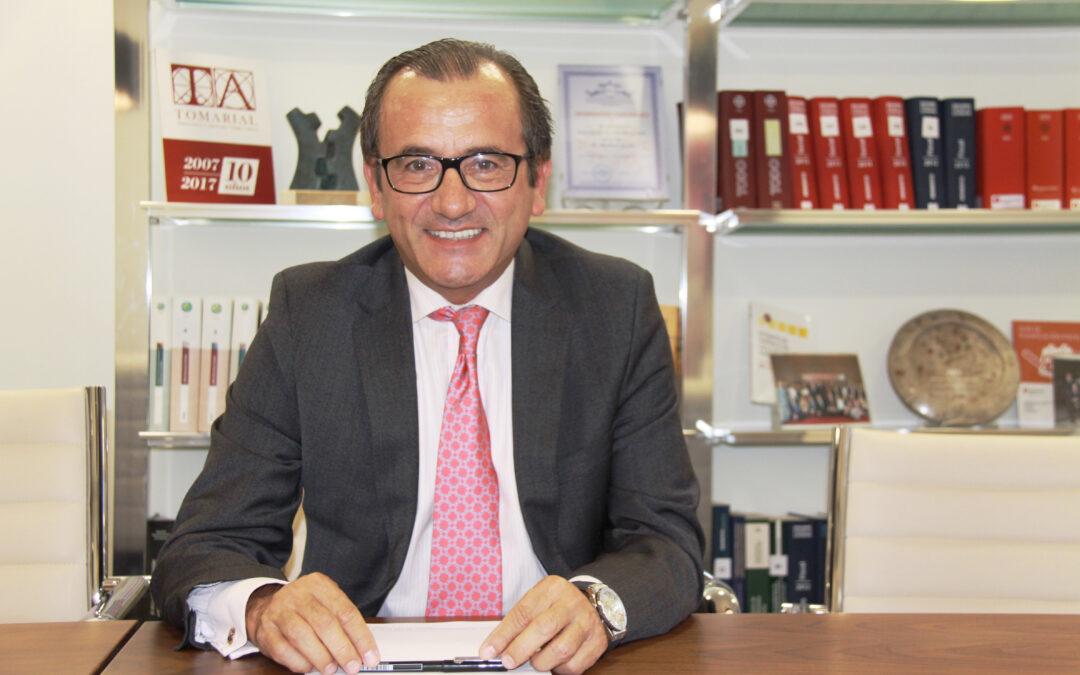 Prodespachos entrevista a Antonio Ballester, socio director de Tomarial