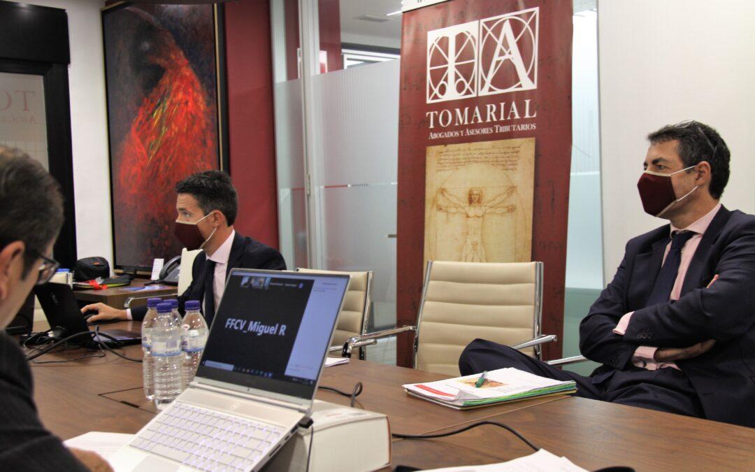 Las novedades de 2021 para las empresas, en la conferencia online de Tomarial